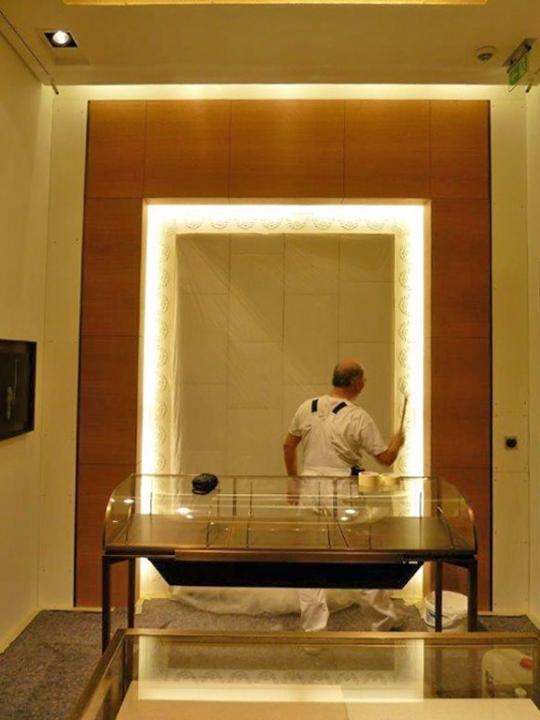 renovierungen vom malereiberieb rudolf schoenermark in berlin. Black Bedroom Furniture Sets. Home Design Ideas